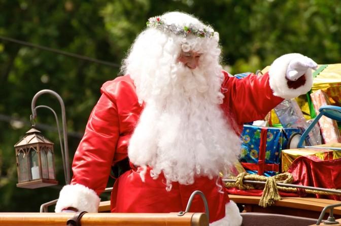 Do you hear christmas coming?