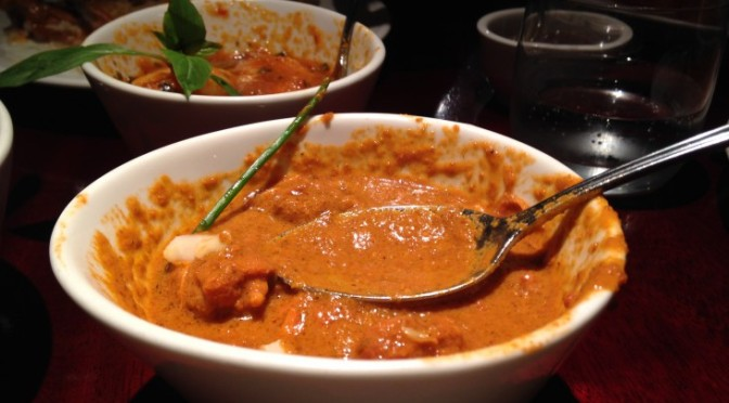 In the mood for indian food?